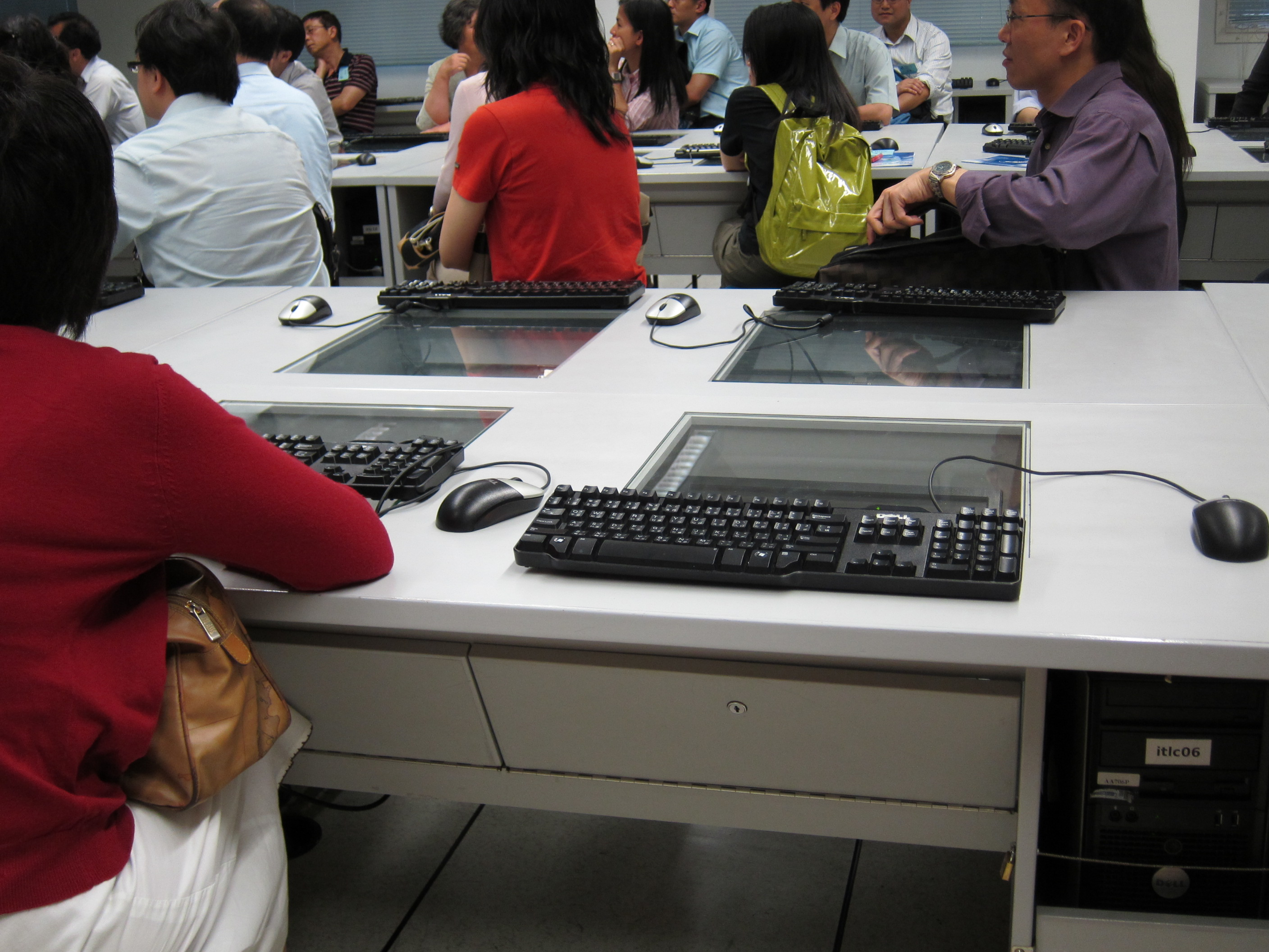 Use of New Technology for School Administrative Work (18 May 2010)
